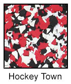 Epoxy Color Chips Hockey Town