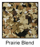 Epoxy Color Chips Prairie