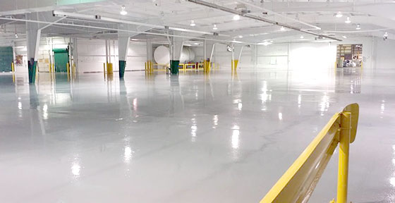 ESD Epoxy Floors