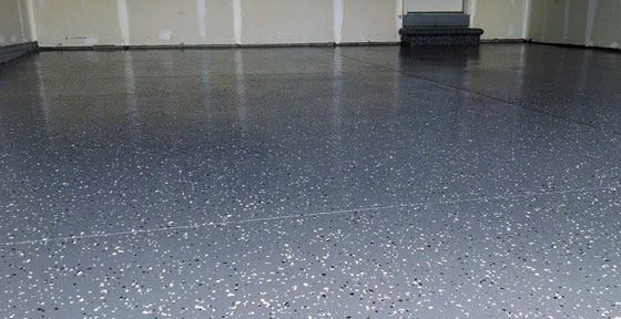 Garage Floor Coating Michigan