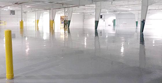 Industrial Floor Coating Michigan